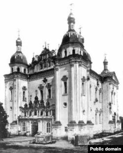 Військовий Микільський собор