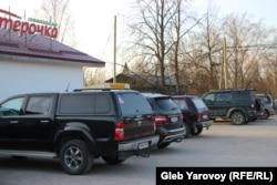 Машины с финскими номерами в российской Вярстиля
