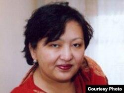 Пропавшая журналистка Оралгайша Омаршанова. Алматы, 2007 год.