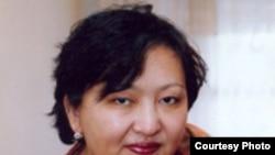 Oralgaisha Omarshanova