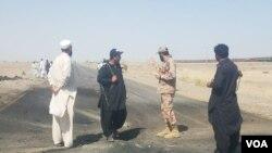 دا د تورو جامو کسان د لیویز ځواک سرتېري دي چې د بلوچستان په کلیوالو سیمو کې یې امنیتي چارې ترغاړه دي.