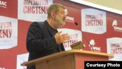 """Основатель движения """"Артподготовка"""" Вячеслав Мальцев"""