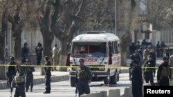 Owgan polisiýasy, Kabul