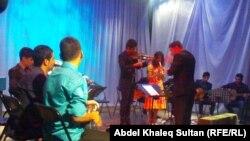 مهرجان الفنون 18 في دهوك