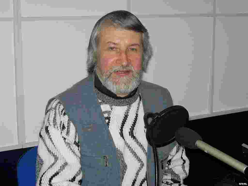 Редактор журнала «Православные вести» Владимир Петрович Ерохин