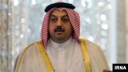 وزير خارجية قطر خالد العطية