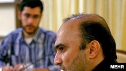 جواد وعیدی، در نشست مطبوعاتی روز چهارشنبه