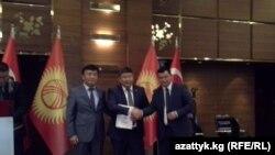 Стамбулда Кыргызстан Башкы консулдугунун 20 жылдыгы белгиленди.