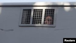 Zatvorenik, Sirija
