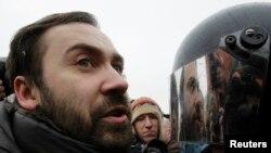 Russian Duma deputy Ilya Ponomaryov