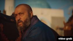 """""""Алтын Урда"""" сериалыннан күренеш"""