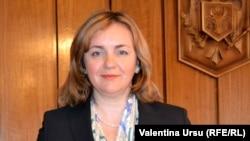 Молдова сыртқы істер министрі Наталья Герман.