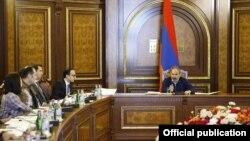 Фотография предоставлена администрацией премьер-министра