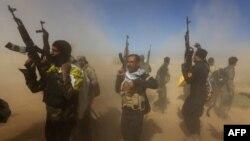 Tikritdə döyüş