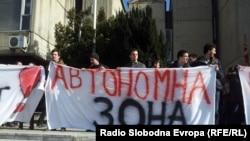 Студентите ги окупираат факултетите