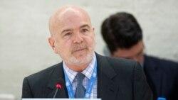 Tatiana Etco relateaza despre vizita raportorului ONU pentru drepturile omului