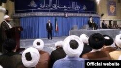 دیدار امامان جمعه با رهبر جمهوری اسلامی در روز سهشنبه