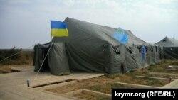 Штаб учасників блокади Криму, ілюстраційне фото