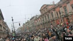 Гарри Каспаров полностью уверен, что это была «самая массовая акция в путинской России»