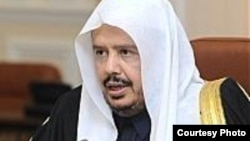 Саудия Арабистони Қироллиги Маслаҳат кенгаши раиси Абдулла бин Муҳаммад Ал аш-Шайх.
