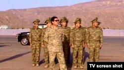 """""""Türkmenistanyň Döwlet Howpsuzlyk Geňeşiniň her bir maslahatynda türkmen armiýasynyň reforma edilýändigi aýdylýar""""."""