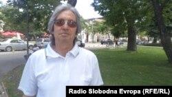 Никола Маленко, оргaнизационен одбор на пливачкиот маратон во Охрид.