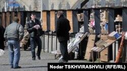 წიგნის ბაზრობა თბილისში