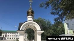 Часовня в Белогорске