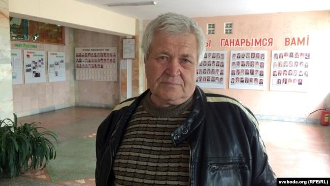 Рыгор Сыраватка, стваральнік і першы дырэктар адзінай на Берасьцейшчыне гарадзкой беларускамоўнай школы