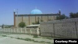 Мечеть в Жанаозене.