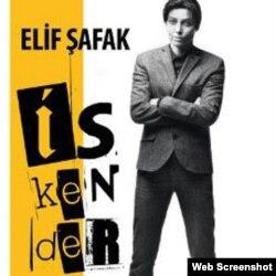 """Əlif Şəfəqin son romanı """"İsgəndər"""" satışa çıxarılmamışdan əvvəl 160 min nüsxə sifariş edilib..."""