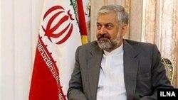 مرتضی سرمدی، قائممقام وزارت خارجه ایران.