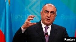 Глава МИД Азербайджана Эльмар Мамедъяров. Архивное фото