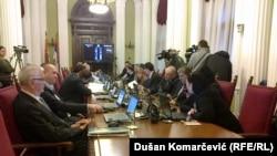 Sednica Odbora za finansije