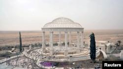 Пальмира шаҳри.