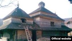 Врятована церква у Сокалі. Фото МНС