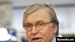 AŞ PA prezidenti Rene van der Linden, 18 yanvar 2007