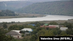 Nistrul în zona Rezina-Râbnița