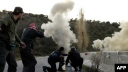 Suriyada döyüşlər, 20 mart 2012