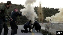 Сириски бунтовници