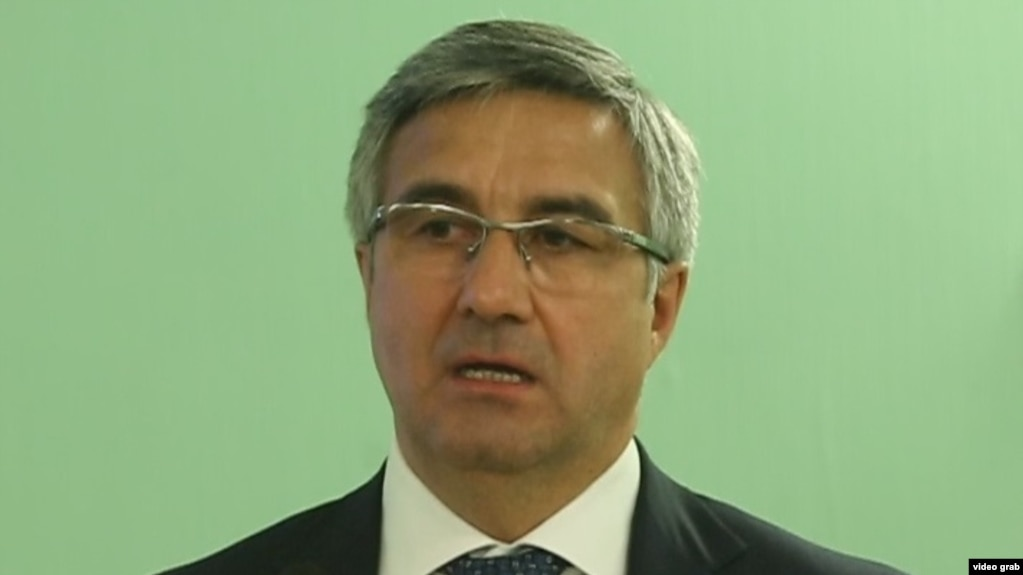 Василь Шайхразиев - председатель национального совета Милли Шура Всемирного конгресса татар