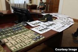 Современные знаки различия Вооруженных сил Украины