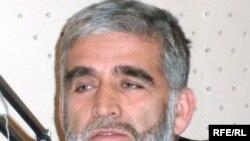 Tajik parliament deputy Saidumar Husayni