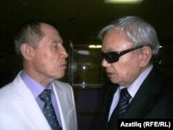 Әнвәр Гәрәев (с) Һәм Наил Сәфәргалиев