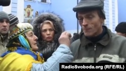 Kiev, 30 nëntor 2013.