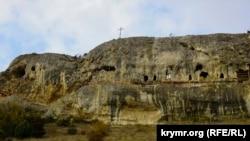 Общий вид монастыря Челтер-Мармара