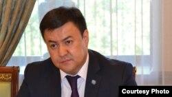 Посол Кыргызской Республики в Республике Узбекистан Данияр Сыдыков. Фото взято с веб-сайта министерства иностранных дел Узбекистана.