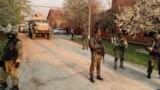 Во время обыска в доме у бывшего главы МВД Ингушетии Ахмеда Погорова