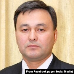 Нурлан Садыков.