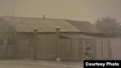 Дом в городе Бальцер, из которого депортировали Полину